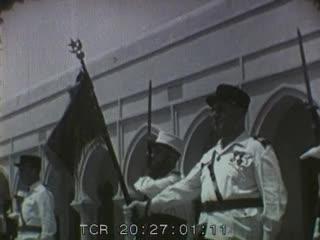 Camerone, fête de la Légion étrangère