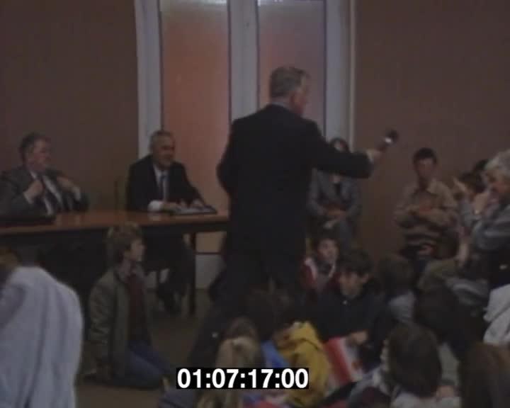 40ème anniversaire de la Libération de Brest