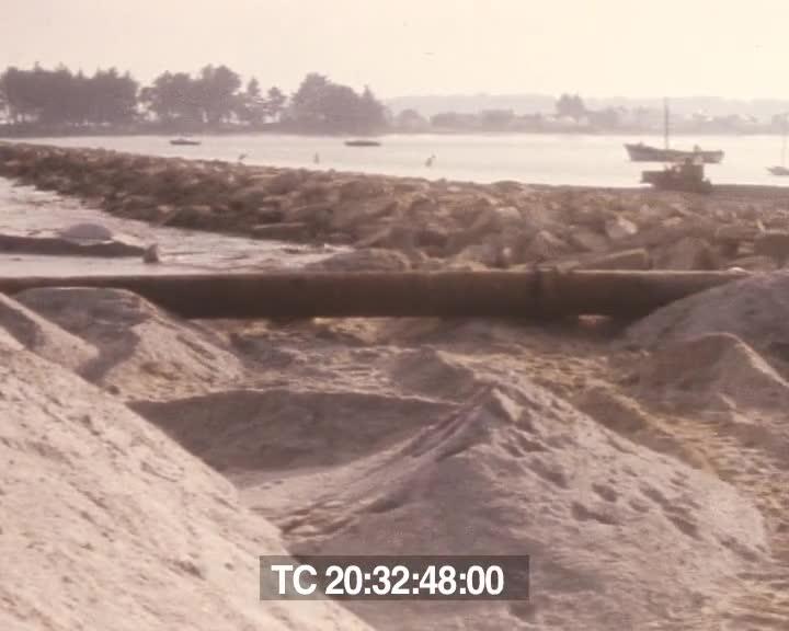 Création de Port La Forêt
