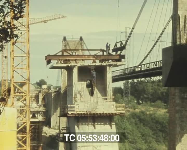 DDE Morbihan et le nouveau pont du Bonhomme