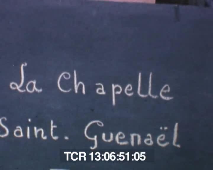 Guiscriff 1962/63   Joseph Guillopé