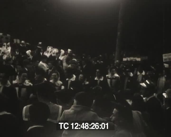 Sorties 1952
