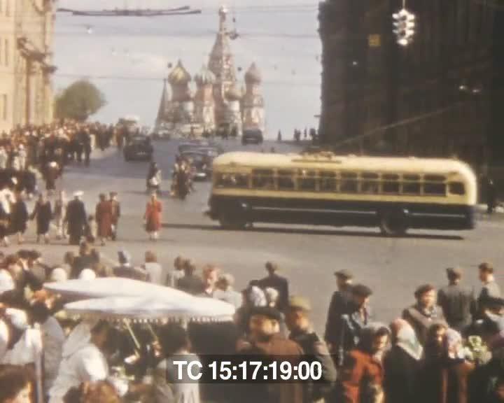 Voyage en URSS