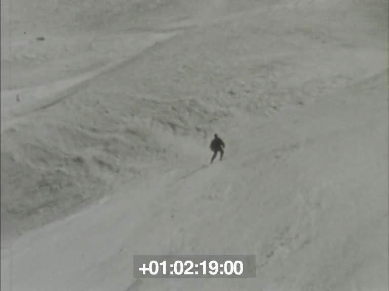 Val d'Isère 1948
