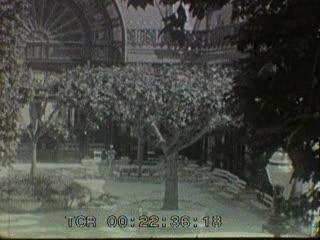 Genève - Evian - Chamonix, juin 1931