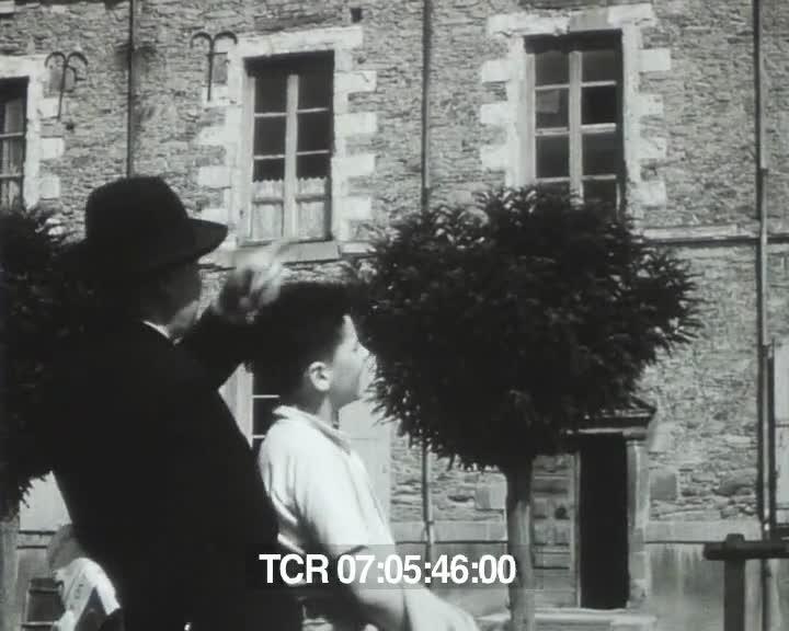 Mon vieux Rennes | Ange Vallée