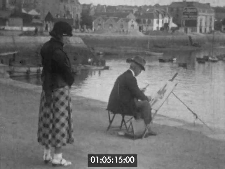 Pont-Aven, Concarneau, Brest | Henri Tessèdre