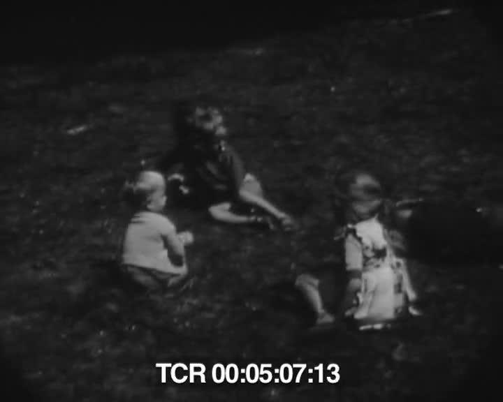 Vacances 1955, bois de la Roche   Clément Woerly