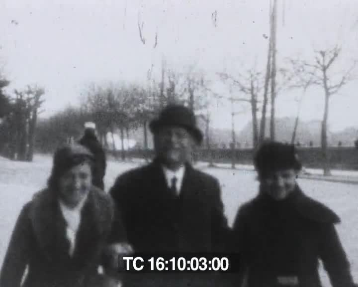 Trez-Hir, août 1928